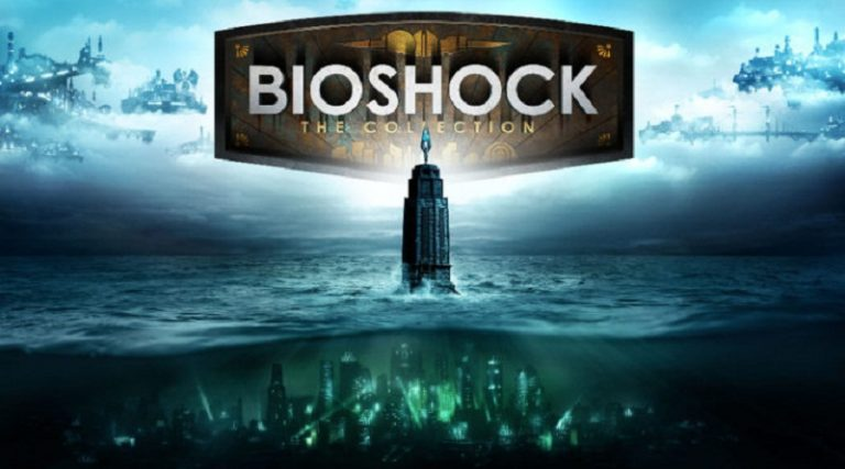 """BioShock: The Collection"" Remasters The Opening For PS4, Xbox One and PC"