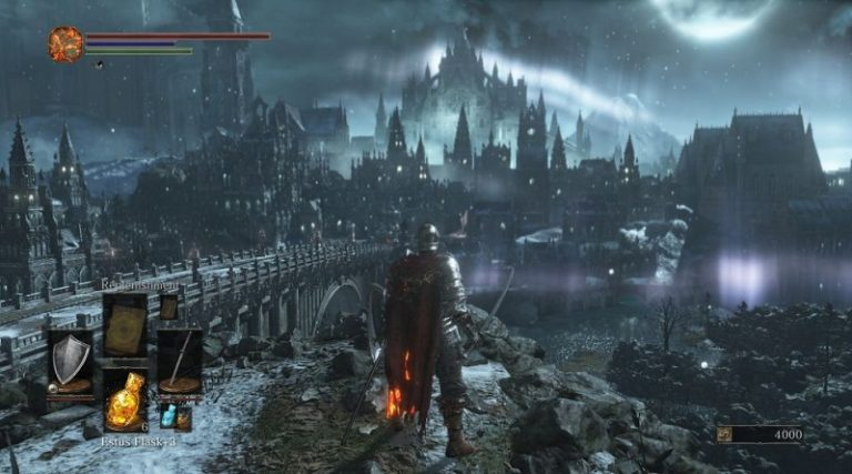 Dark Souls 3 Official Release Date Revealed and First DLC Details