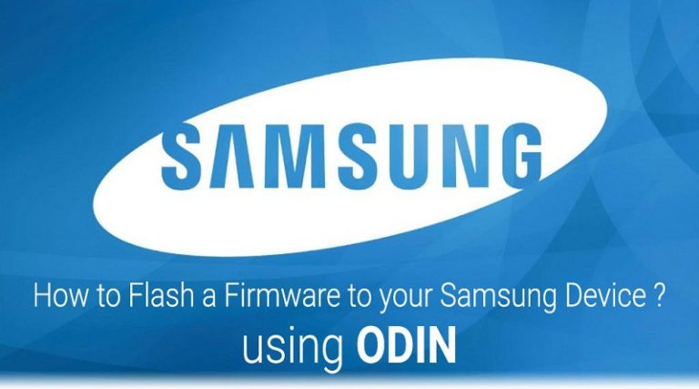 How to flash Android Firmware to your Samsung Devise via ODIN 3
