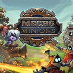 "League of Legends news and updates: Riot Games announces new board game ""Mechs vs. Minions"""