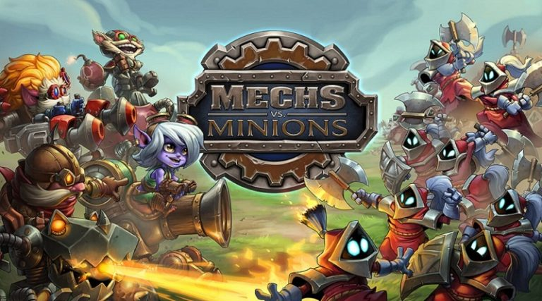 """League of Legends news and updates: Riot Games announces new board game """"Mechs vs. Minions"""""""