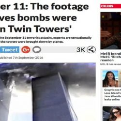 Facebook posted fake story about 9/11 on its Trending Topics