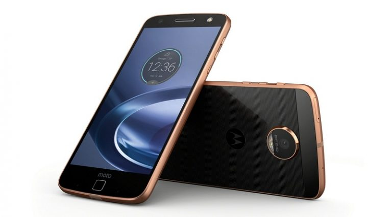 Motorola Moto Z Introduced in India Yesterday