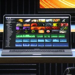 Apple Reveals MacBook Pro with Touch Bar and 5K Screen