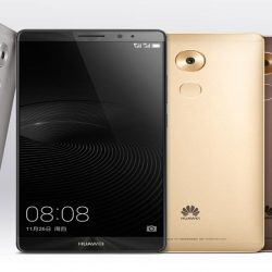 Huawei Plans to Unveil Huawei Mate 9 with Standard Edge and Curved Display on Nov 3