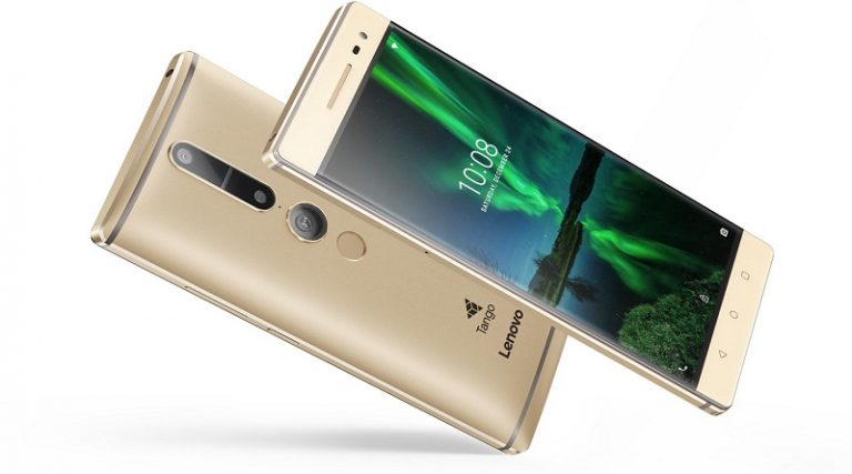 First Tango Based Smartphone, the Lenovo Phab 2 Pro Will Arrive in November