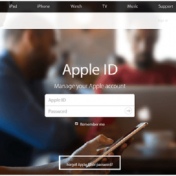 How To Reset Apple ID – Email Address And Password