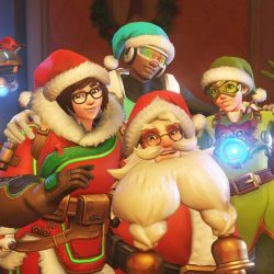 Overwatch Christmas Update: All The Overwatch Christmas Skins and 2.01 Patch Notes Here