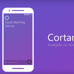 Cortana for Android and iOS New Design Arrives in the UK