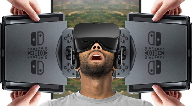 Nintendo Switch News: Nintendo Switch Will Come with 1 Teraflop Performance and VR Capable