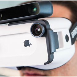Bridge Headset: Mixed Reality for iphone (VR)