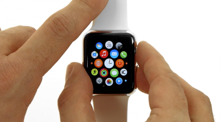 How to take a Screenshot on your Apple Watch