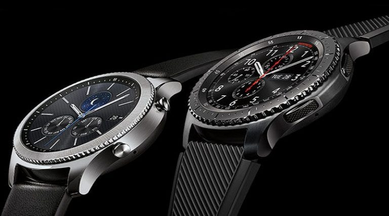 Buy Samsung Gear S3 Frontier Smartwatch at $50 OFF on Amazon for Limited Time