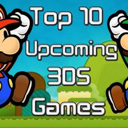 Most Anticipated Upcoming Nintendo 3DS Games 2017