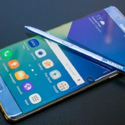 Samsung Finally Announces the Reason of Galaxy Note 7 Explosions