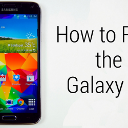 How to root Samsung Galaxy S5 with or without Computer
