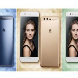 Render Leaked Exclusive Huawei P10 in Three Color Variants, Blue, Gold and Green & Huawei P10 Plus Too