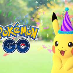 Celebrate Pokémon Day with a Festive Pikachu this Year
