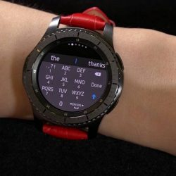 Samsung Gear S3 Get SMSGear App to Brings Android SMS to Wrist