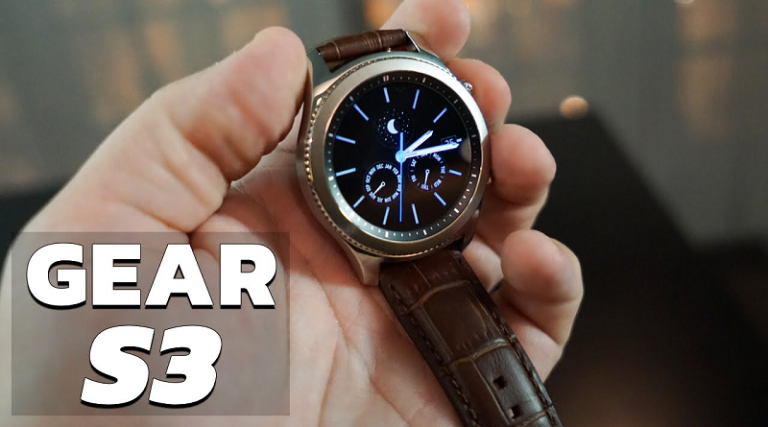 How the Samsung Gear S3 Compares with Smartwatches from Apple, LG and Huawei