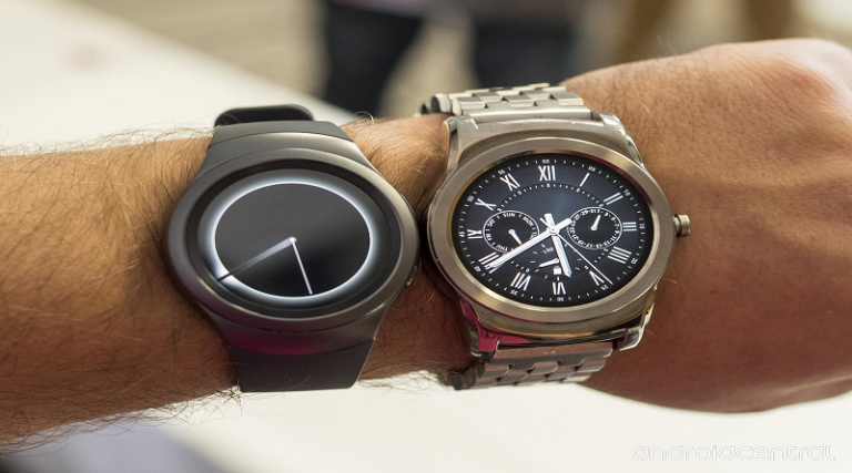 Comparison: Samsung Gear S3 VS LG Watch Style