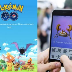"""Pokémon Go Down: Players are getting """"Pokémon Trainer Club log-in issues"""""""