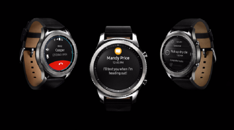 Samsung Gear S3 Classic Just Got FUTURE-Confirmed with LTE Connectivity