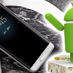 Latest News: Android Nougat Samsung Galaxy S7 Edge Update