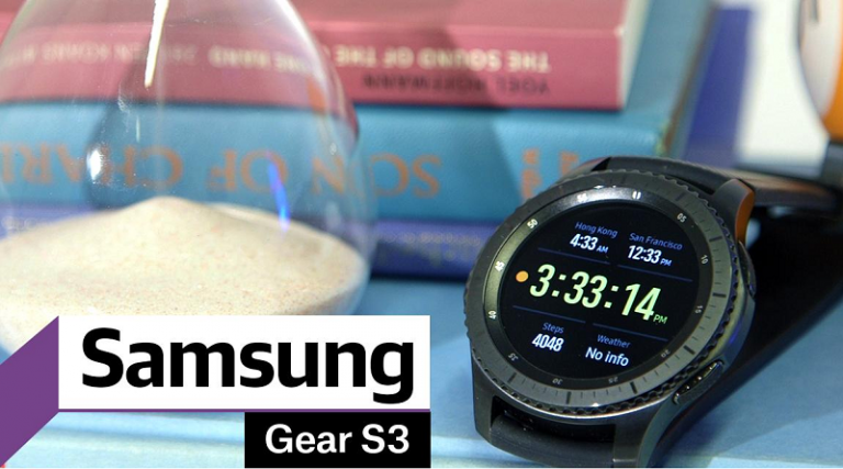Latest Samsung Gear S3 Update: Samsung Gear Manager Updated with New Auto Switch Feature