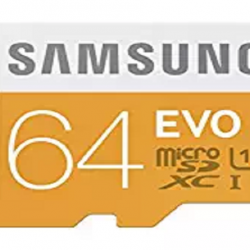 Best Deals: Buy Samsung 64GB EVO microSD card for 67% off