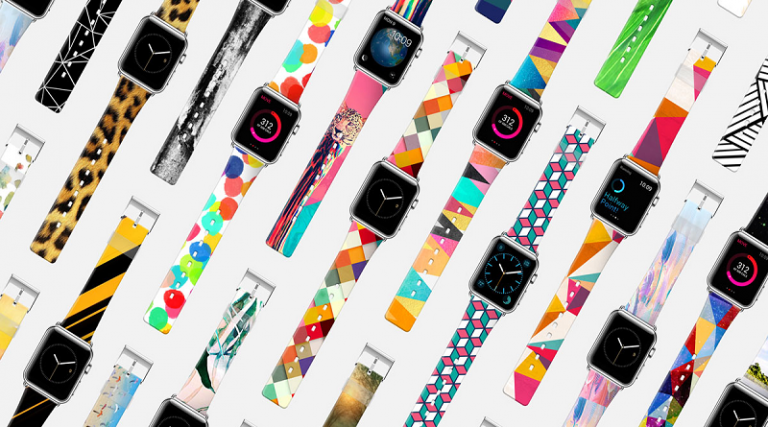 The Best Stylish Apple Watch Bands and Straps Buy Right Now