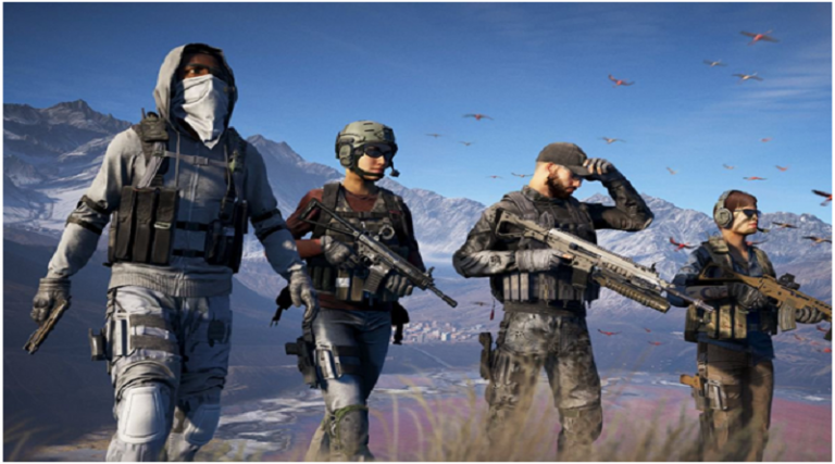 Ghost Recon: Wildlands Gets a PC Update, Here's What's New
