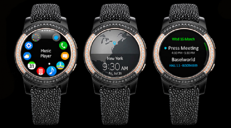 How to Connect Samsung Gear S4 to Galaxy S8