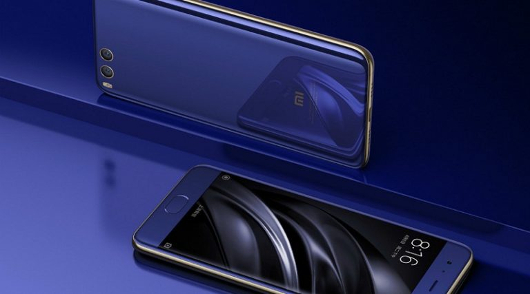 Xiaomi Releases New Xiaomi Mi 6 With 6GB RAM, Dual Rear Cameras and 11 Color Options