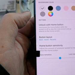 Samsung Galaxy S8/S8+ Tip: How to change the color of the Navigation bar