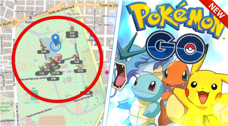 Download FastPokeMap Pokemon Tracker Apk