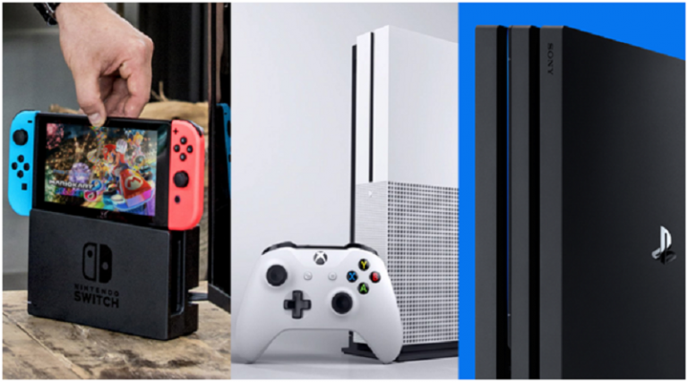 UK video game deals: New Nintendo Switch, PS4 Pro and Xbox One S bundles