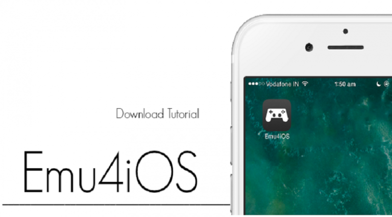 Guide for EMU4iOS Download