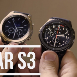 Samsung Gear S3 Frontier News: Samsung Gear S3 Present Exclusive LEVERAGE Cutting Edge Video Technology by BEAR GRYLLS