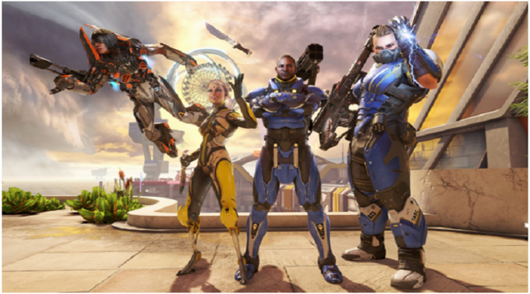 LawBreakers Is Now Conforming To Make for PlayStation 4