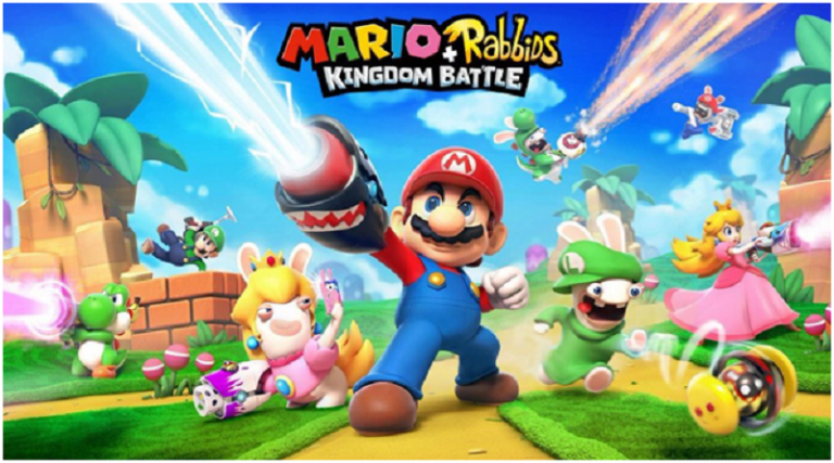 MARIO/RABBIDS CROSSOVER RPG REPORTEDLY LEAKS FOR NINTENDO SWITCH