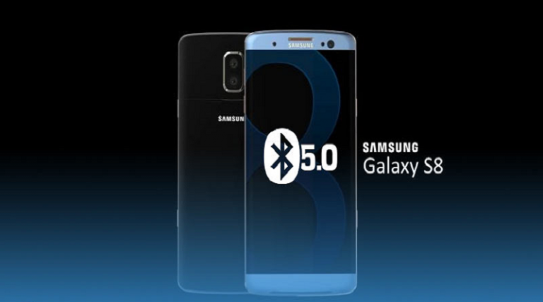 How To Play Music Using Bluetooth 5.0 On the Samsung Galaxy S8