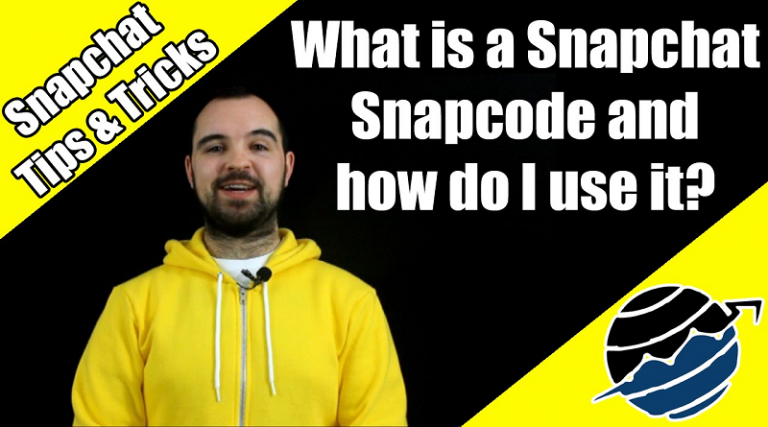 What is a Snapcode? How to Use Snapcode