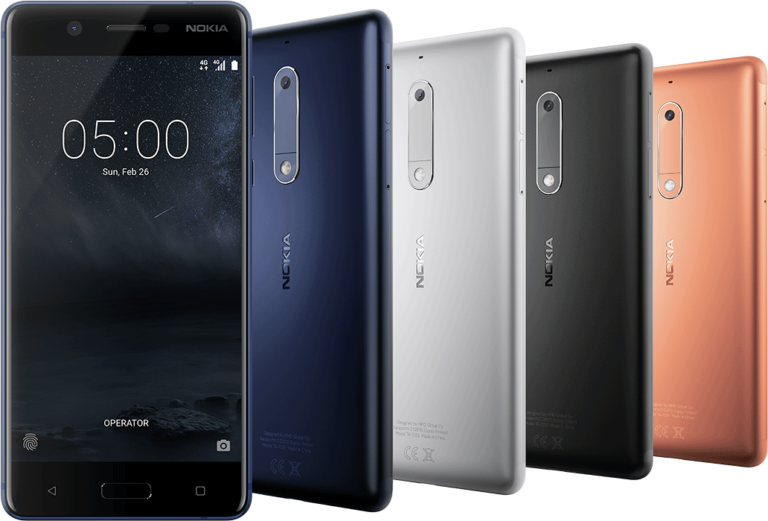 Nokia 3 and Nokia 5 can be pre-order in UK
