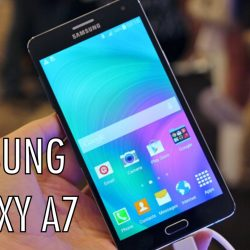 Samsung Galaxy a7 (2017) Smartphone Review