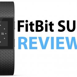 Fitbit Surge Fitness Tracker Review