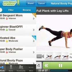 iPhone Workout Apps from Women's Health