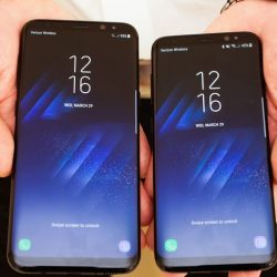 Galaxy Note 8 dummy leaks, with new features