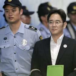 Samsung Exec Sentenced to Five Years in Prison For Bribing Scandal