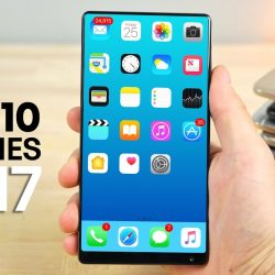 Top 10 Smartphones of 2017 updated